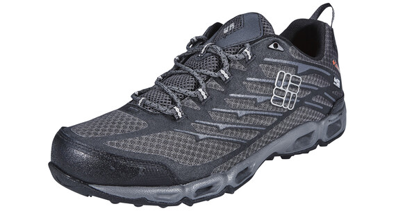 Columbia Ventrailia II Shoes Men OutDry dark grey / blaze